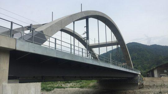 Erneuerung Kugelsteinbrücke