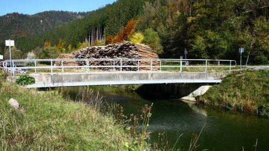 Kohleben-Brücken über die Mürz