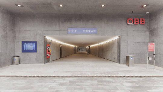 Modernisierung Bahnhof Bruck an der Leitha