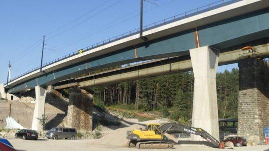 Modifiziertes Temperaturlastmodell für Eisenbahnbrücken (MTE 2.0)