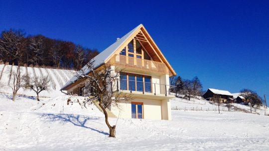 Um- und Ausbau Einfamilienhaus Gamlitz