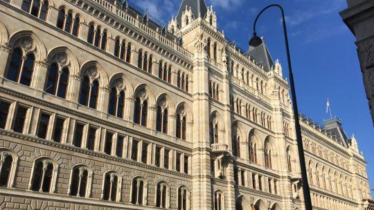 Umbau Bürogruppe Wiener Rathaus