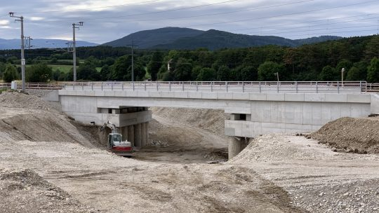 Niveaufreimachung bei Ternitz