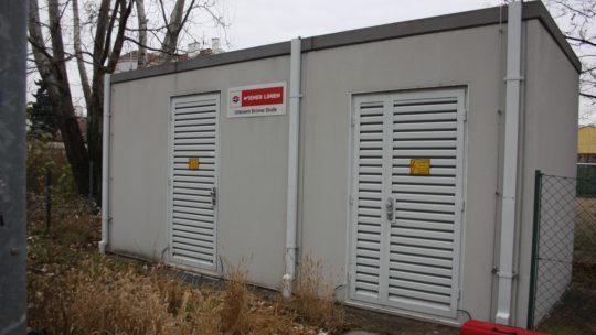 Unterwerke Wiener Linien